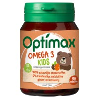 Kinder Omega-3 DHA + EPA kauwcapsule Optimax