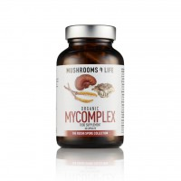 MyComplex Paddenstoelen Capsules Bio Mushrooms 4 Life