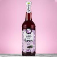 Zwarte bes, Lavendel, Roos Searoop