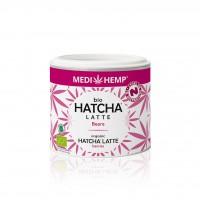 Hatcha Latte Bio Framboos & Braam Medihemp