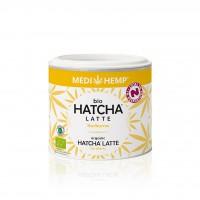 Hatcha Latte Bio Kurkuma Medihemp