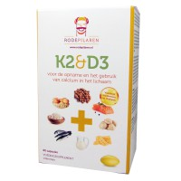 K2 & D3 Rode Pilaren
