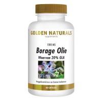 Borage Olie Golden Naturals