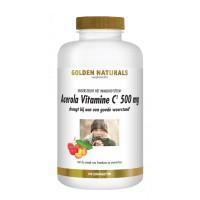 Acerola Vitamine C 500 mg Golden Naturals