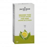 Groene thee met citroen Jacob Hooy