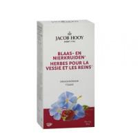 Blaas- en nierkruiden thee Jacob Hooy