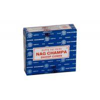 Nag Champa wierook kegeltjes Satya