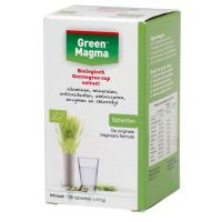 Green Magma tabletten