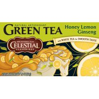 Groene Thee Honey Lemon Ginseng Celestial Seasonings