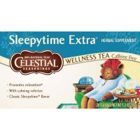 Sleepytime Extra Wellness Kruiden Thee Celestial Seasonings