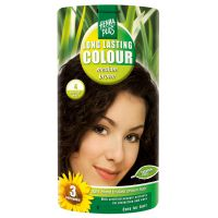 Medium brown 4 Long Lasting Colour Henna Plus