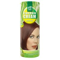 Warm red 5.6  Colour Cream Henna Plus