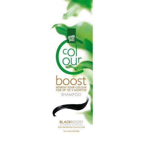 Black Colour Boost Henna Plus