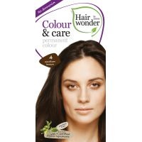 Medium brown 4 Colour & Care Hairwonder