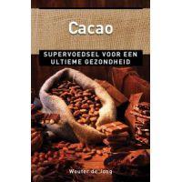Boek Cacao Wouter de Jon