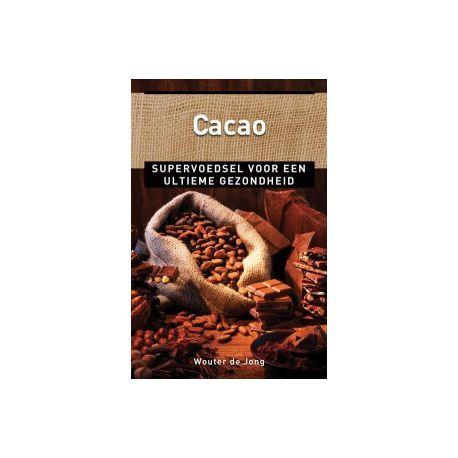 Boek Cacao Wouter de Jong