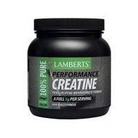 Performance Creatine Poeder Lamberts