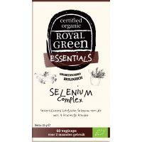 Selenium complex Royal Green