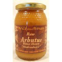 Arbutus Wild Raw Honey