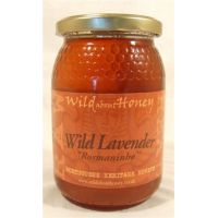 Wild Lavender Wild Raw Honey