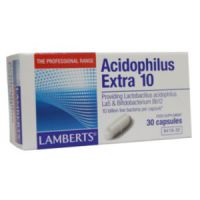 Acidophilus Extra 10 (2 stammen) Lamberts