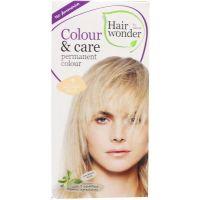 Very light blond 9 Colour & Care Hairwonder