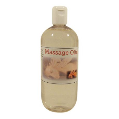 Massage Olie De Rode Pilaren