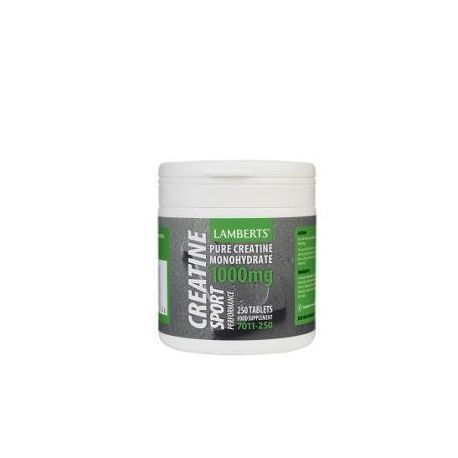 Performance Creatine 1000 mg Lamberts