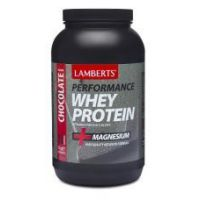 Performace Whey Proteïne Chocolade Lamberts