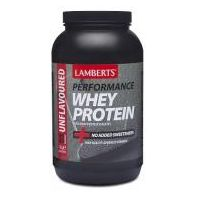 Performance Whey Proteïne Unflavoured Lamberts