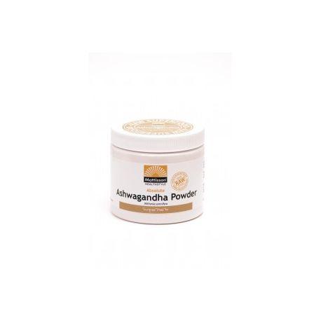 Absolute Ashwagandha Powder Organic Mattisson