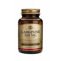 L-Arginine 500 mg Solgar