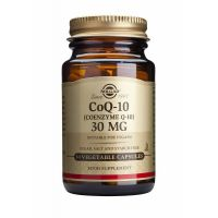 Co-Enzyme Q-10 30 mg Capsules Solgar