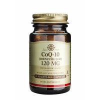 Co-Enzyme Q-10 120 mg Solgar