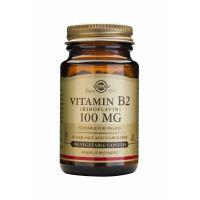 Vitamin B-2 100 mg Solgar