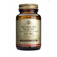 No-Flush Niacin 500 mg Solgar