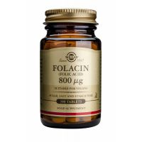 Folacin 800 µg Solgar