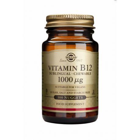 Vitamin B-12 1000 µg Solgar