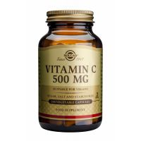 Vitamin C 500 mg Solgar