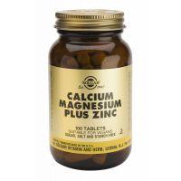 Calcium Magnesium plus Zinc Solgar