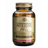 Chromium Picolinate 200 µg Solgar