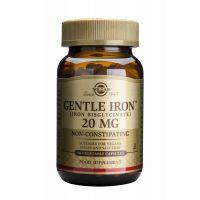 Gentle Iron 20 mg Solgar