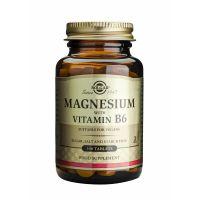 Magnesium with Vitamin B-6 Solgar