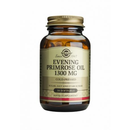 Evening Primrose Oil 1300 mg Solgar