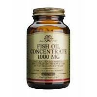 Fish Oil Concentrate 1000 mg Solgar