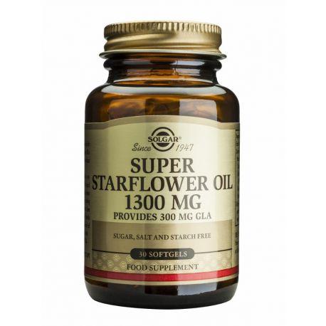 Super Starflower Oil 1300 mg (300 mg GLA) Solgar