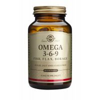 Omega 3-6-9 Solgar