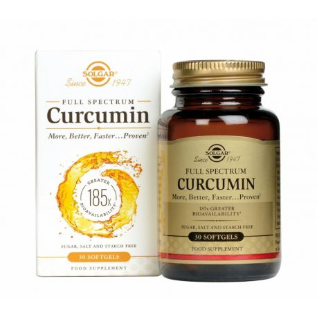 Full Spectrum Curcumin Solgar