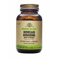 Ginseng Korean Root Extract Solgar