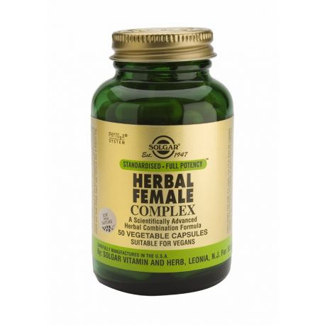 Herbal Female Complex Solgar